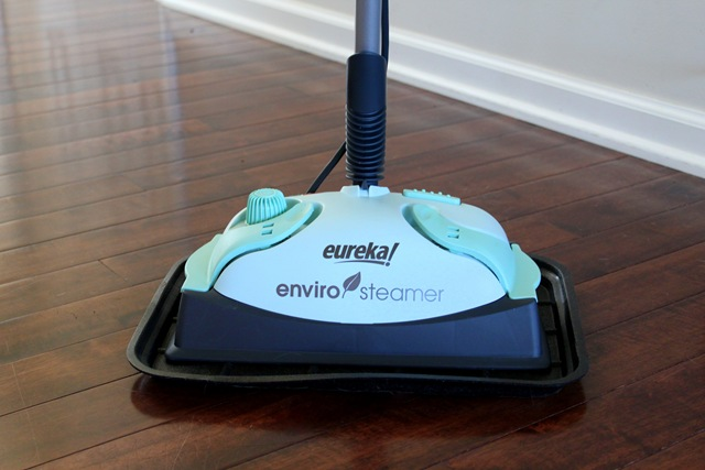 eureka steam mop