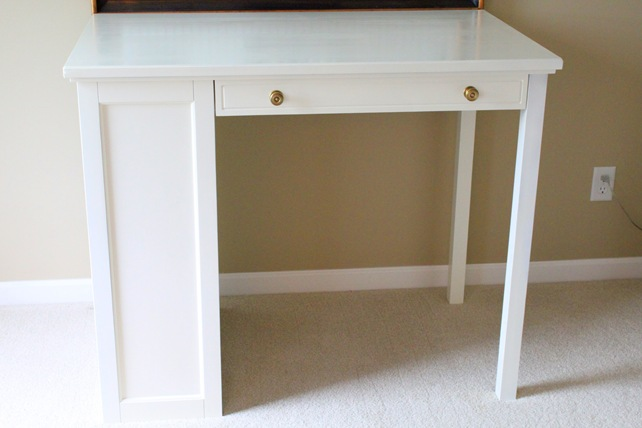 pottery barn craft desk