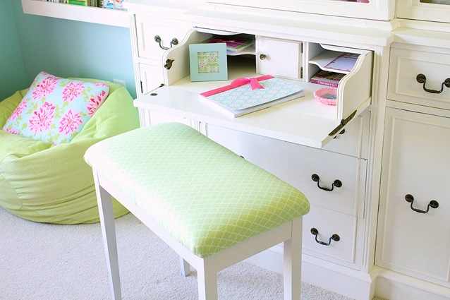girly bench