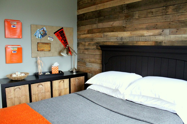 1000 images about do it for the kids on pinterest for Boys room accent wall