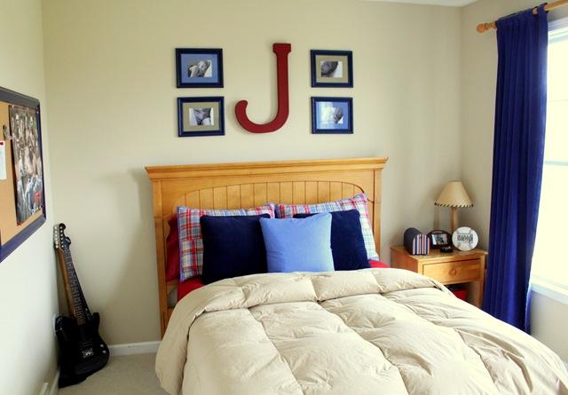 Great Tween Bedroom {boys Room}