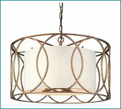 Troy Lighting Chandelier