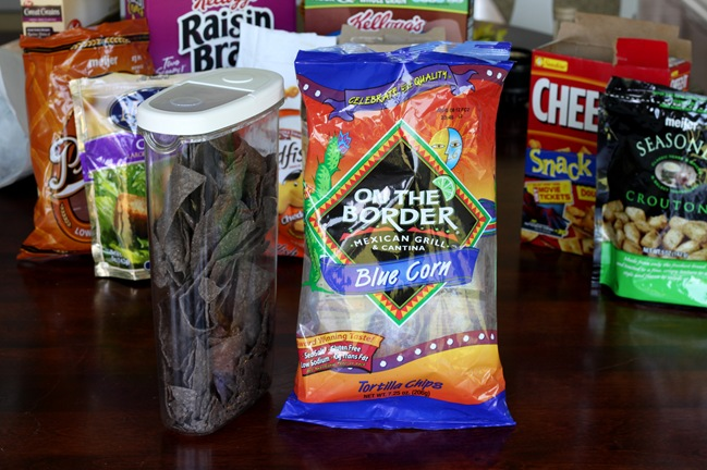 chip container