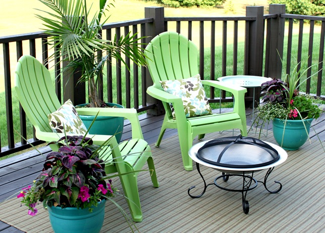 Amazing Deck Decor Lowes Creative Ideas