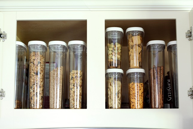 tips for storing food