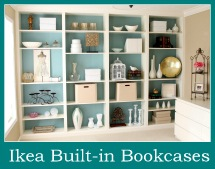 Ikea Billy Bookcase-001