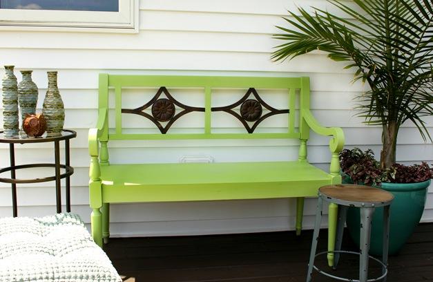 Kirkland's bench