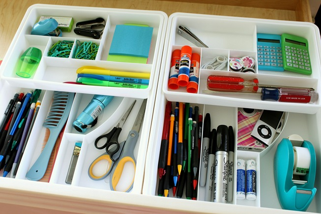 organize drawer