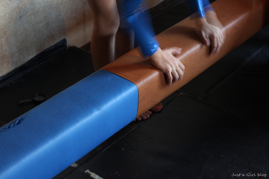 How To Build A Balance Beam Just A Girl Blog