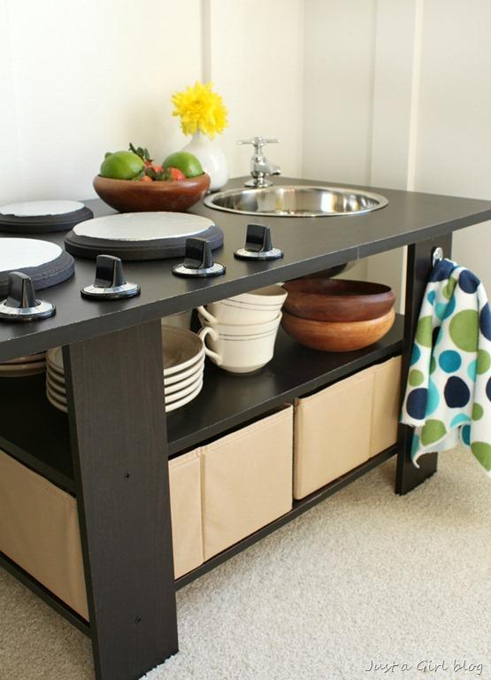 coffee table kitchen wayfair diy challenge just a girl. Black Bedroom Furniture Sets. Home Design Ideas