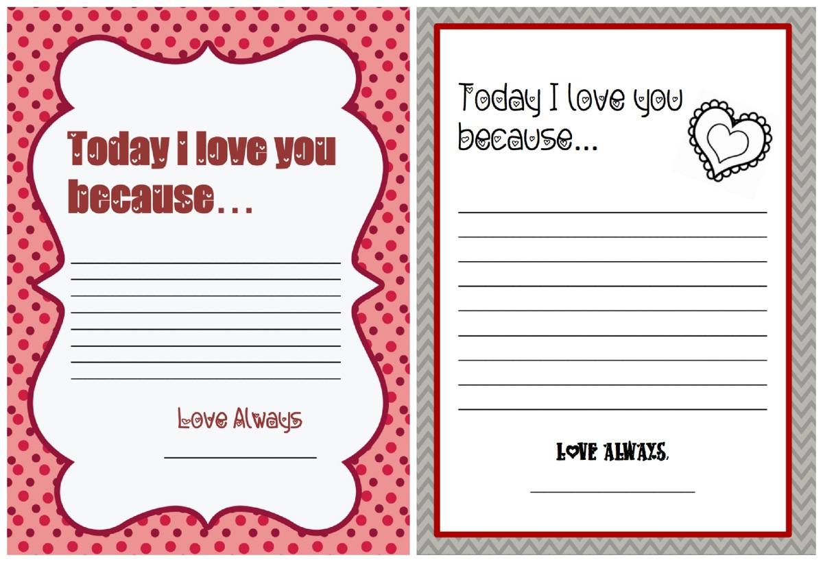 Love letter template selol ink love letter template spiritdancerdesigns Image collections